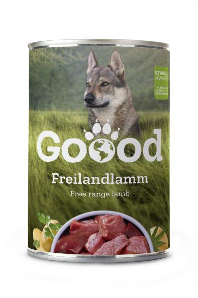 Dose Adult Freilandlamm 12 x 400g