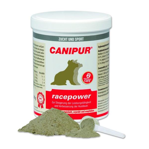 "Vetripharm ""CANIPUR-racepower"""