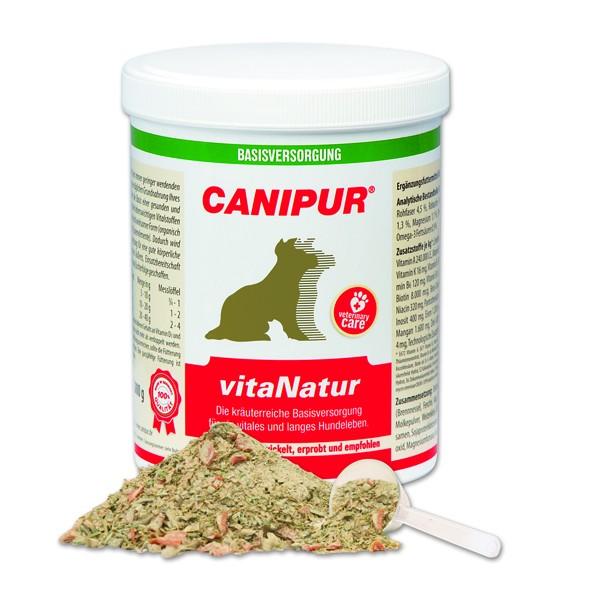 """Vetripharm """"CANIPUR-vitaNatur"""""""