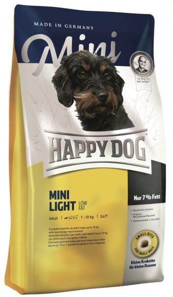 Lightfutter für kleine dicke Hunde