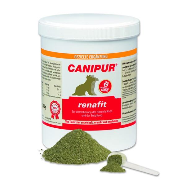 "Vetripharm ""CANIPUR-renafit"""