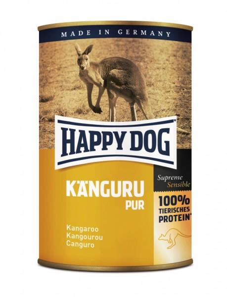 Hundefutter mit Känguru