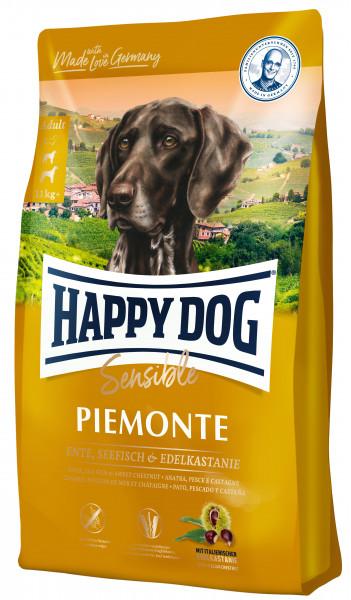 Hundefutter Piemonte mit Edelkastanie
